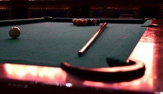 Professional pool table setup in Culpeper content img2